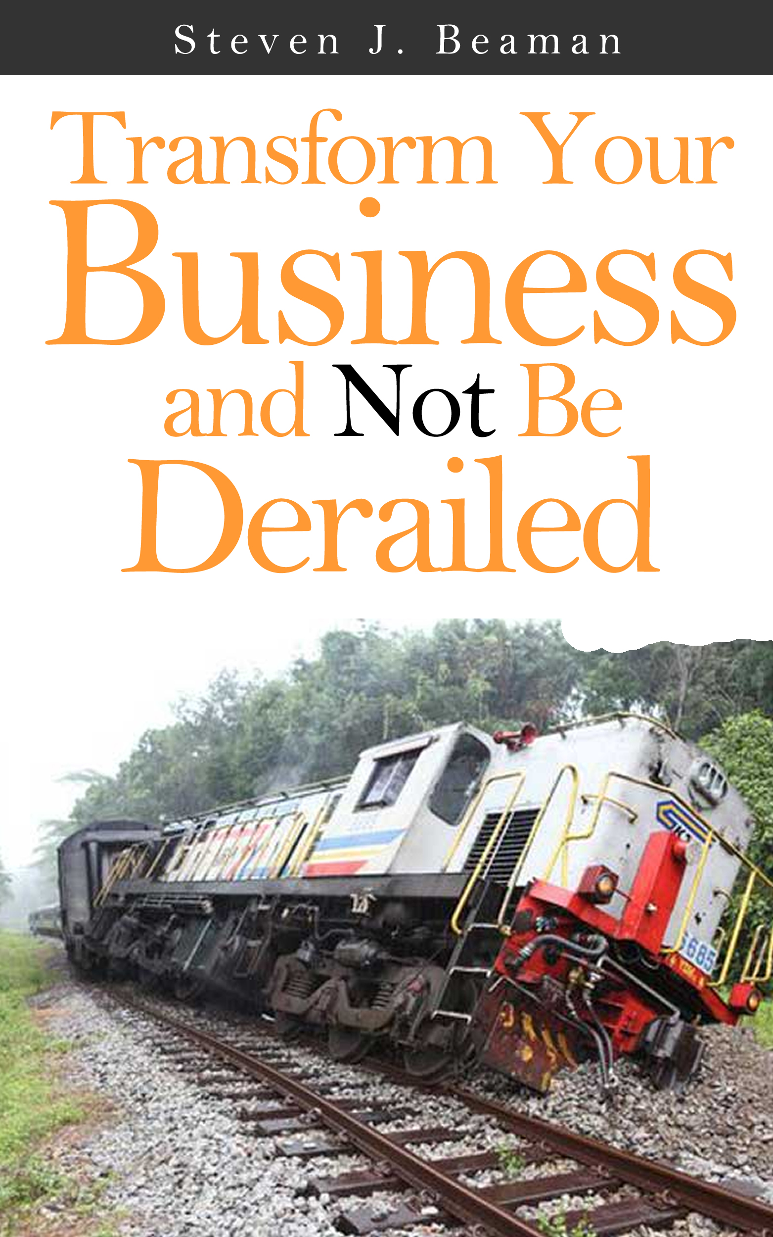 How to Transform Your Business and Not be Derailed