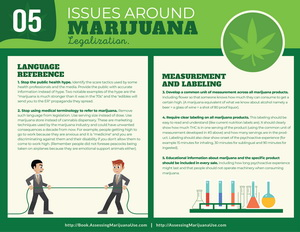 marijuana legalization issues