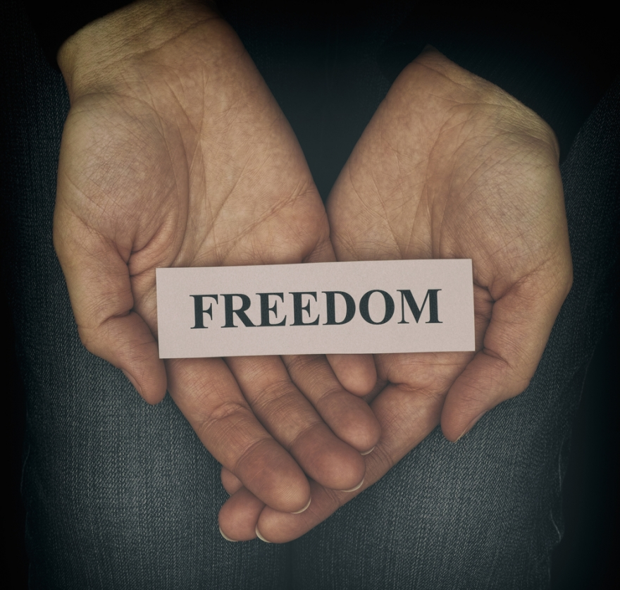 Freedom in Your Hands
