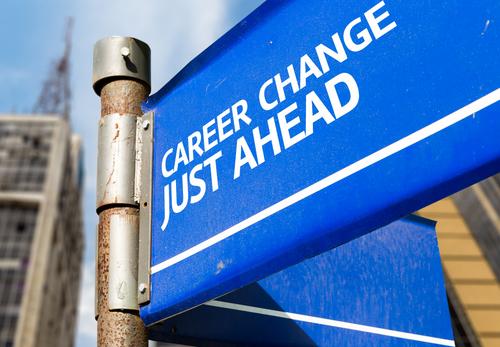 Career Change Just Ahead