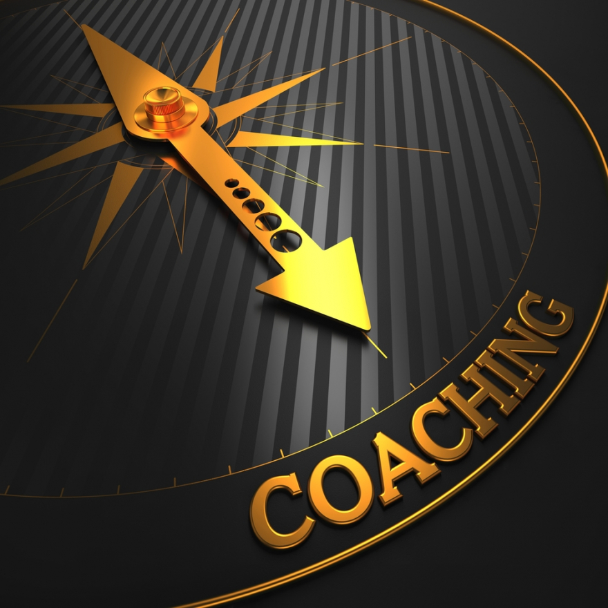 coaching on a compass