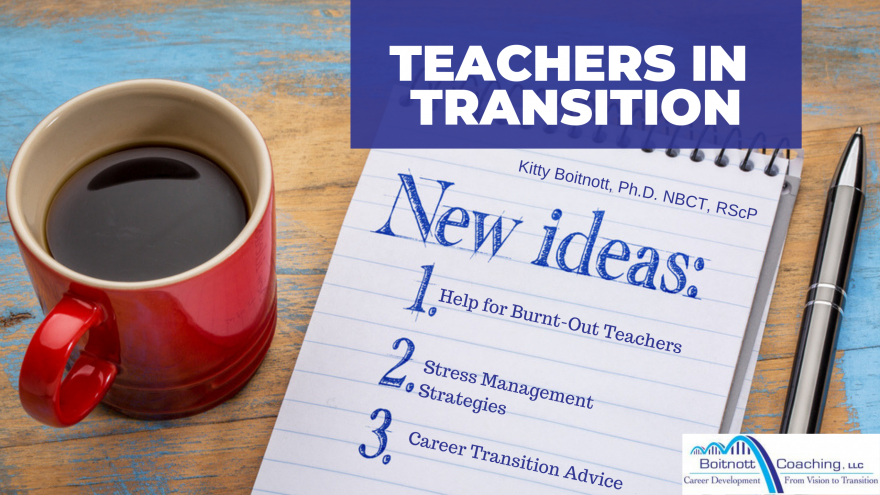 Teachers in Transition YouTube