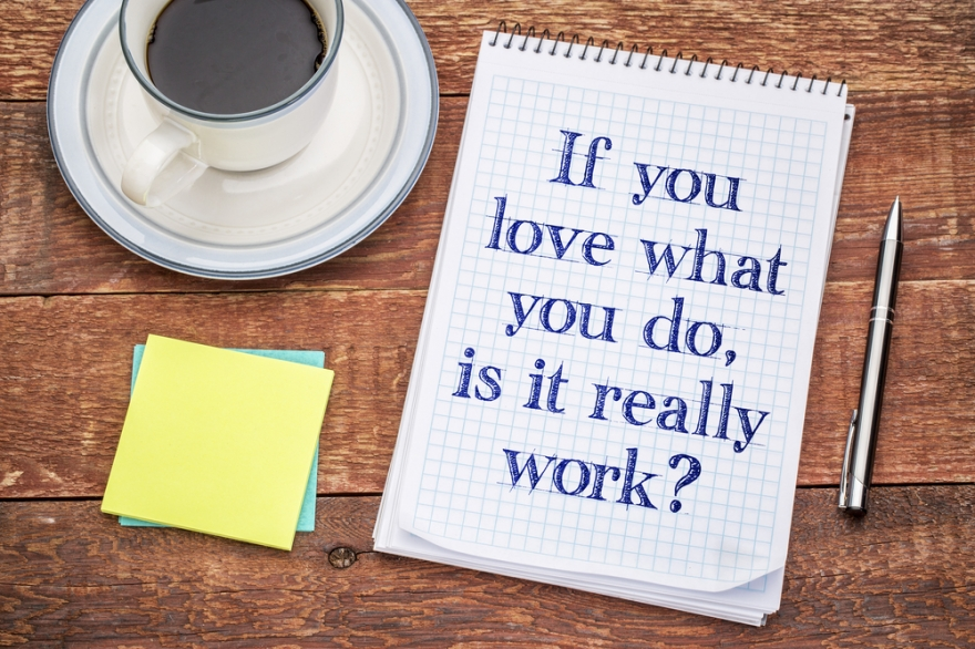 Do You Love Your Work?