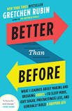 Cover of Better Than Before