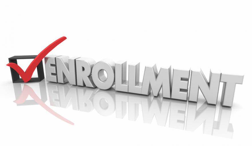 Enrollment check market box