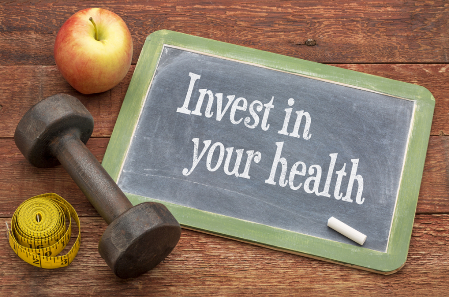 your health is everything