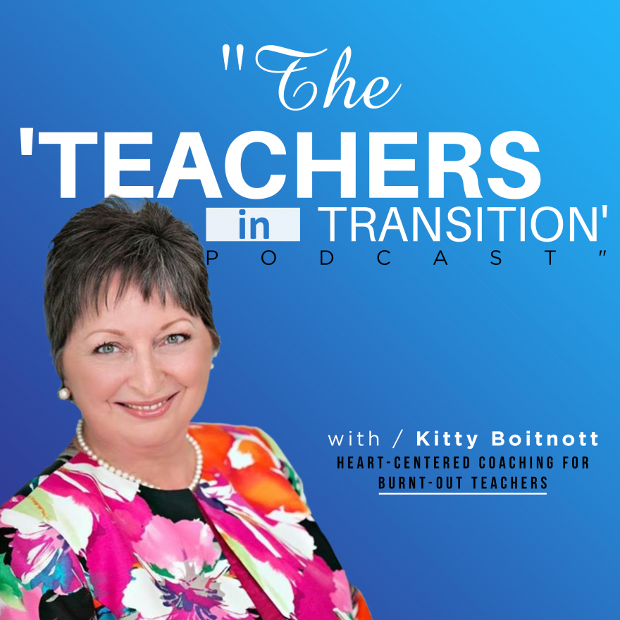 Teachers in Transition podcast artwork