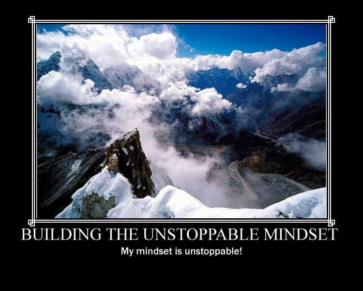 Building an unstoppable mind