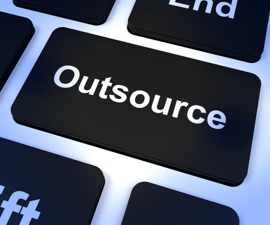 outsource key