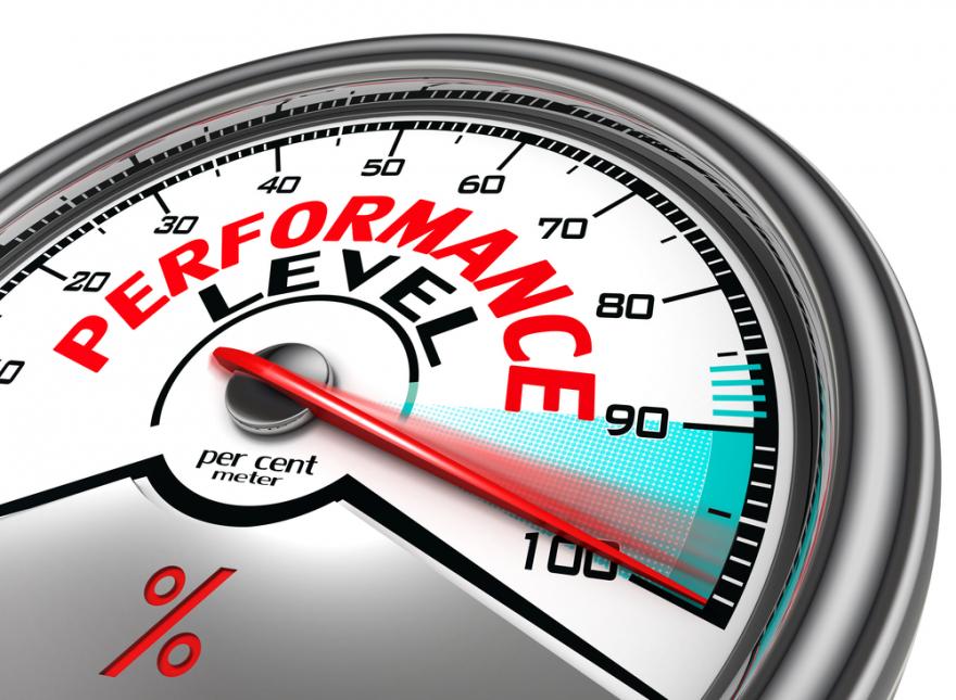 performance on meter