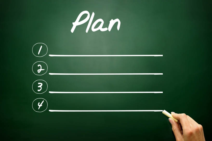 You gotta have a plan