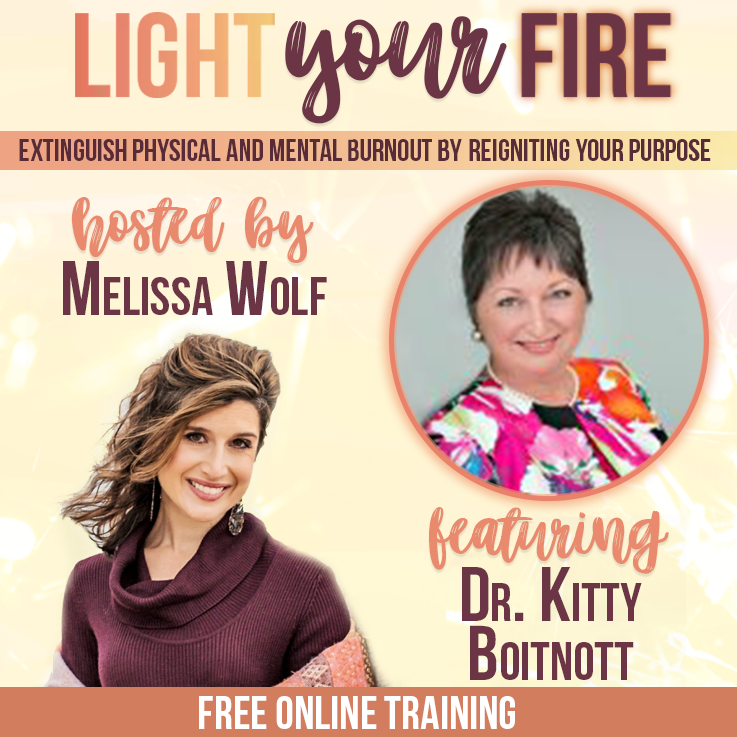 Promo Dr. Kitty Boitnott