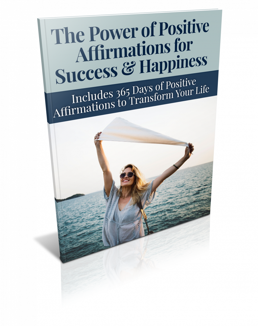 Power of Positive Affirmations Cover