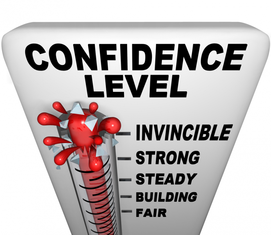 Thermometer - Confidence Meter