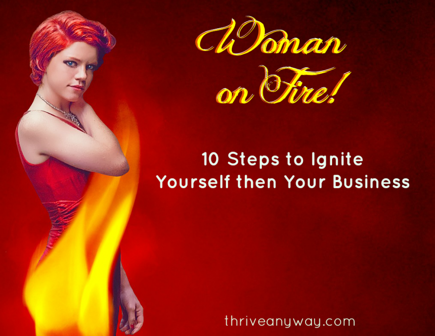 Woman on Fire Free Report Fran Asaro
