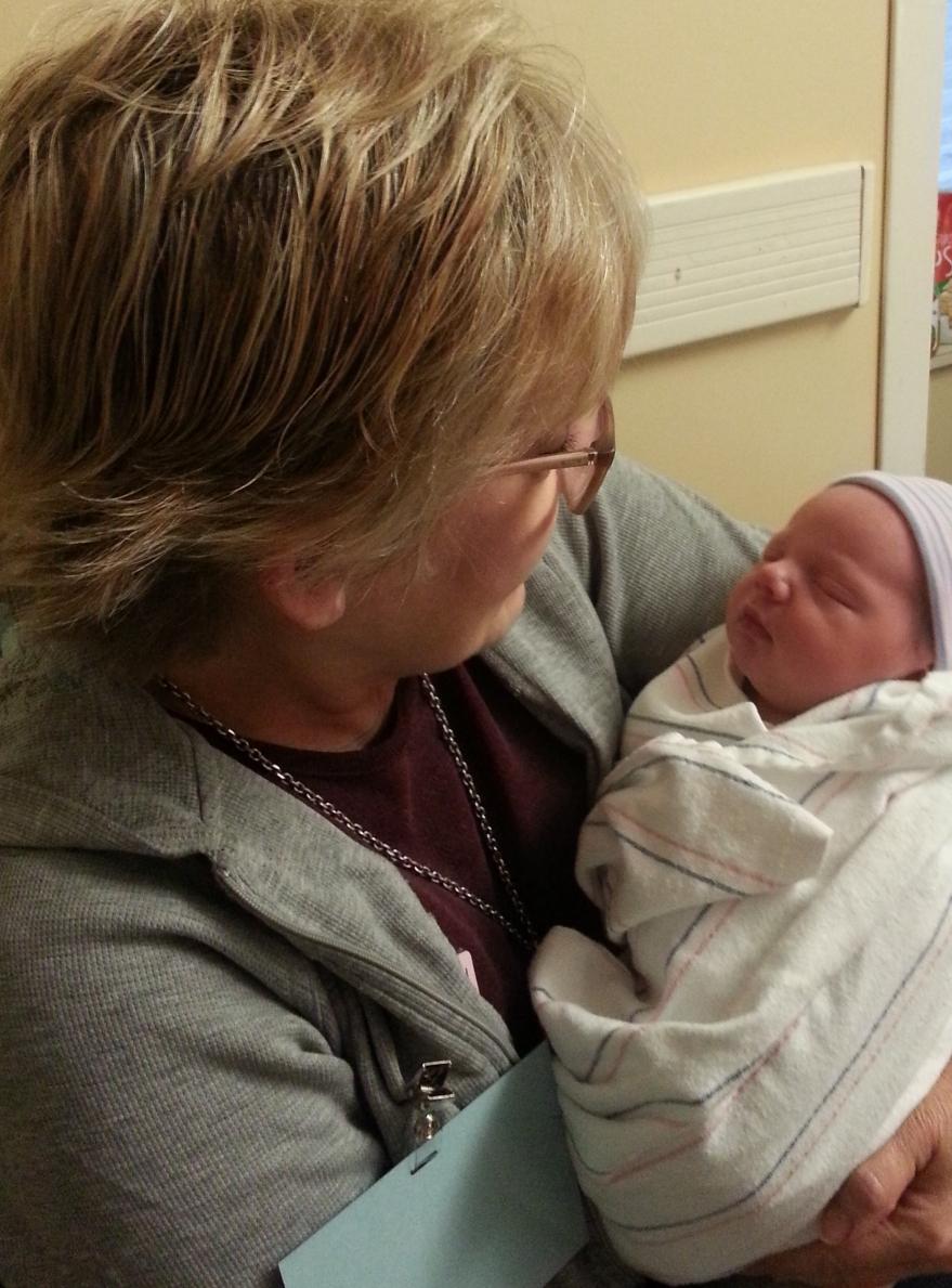 New grandson!