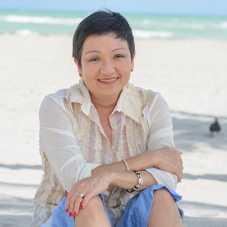 Sandy beach. Photo: Mark Chin, Hollywood, FL