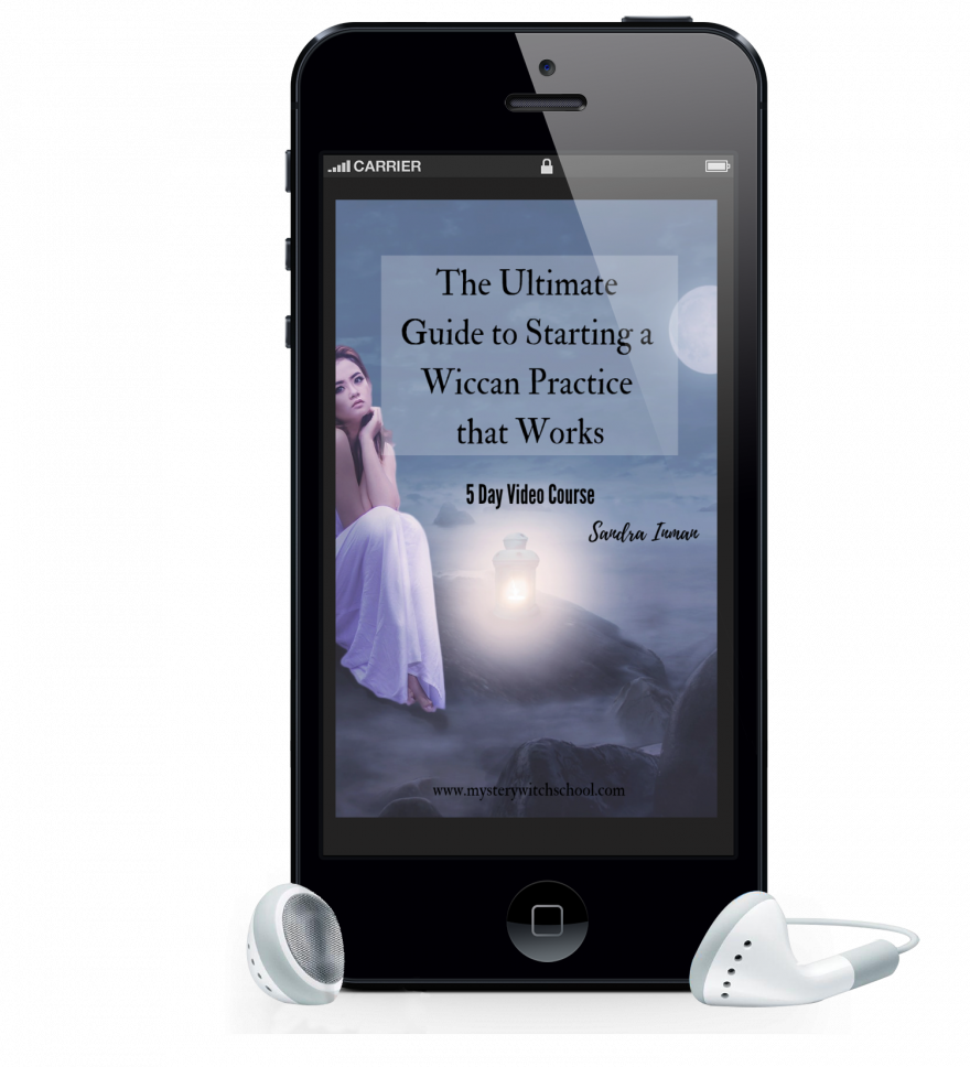 Start Your Wiccan Practice