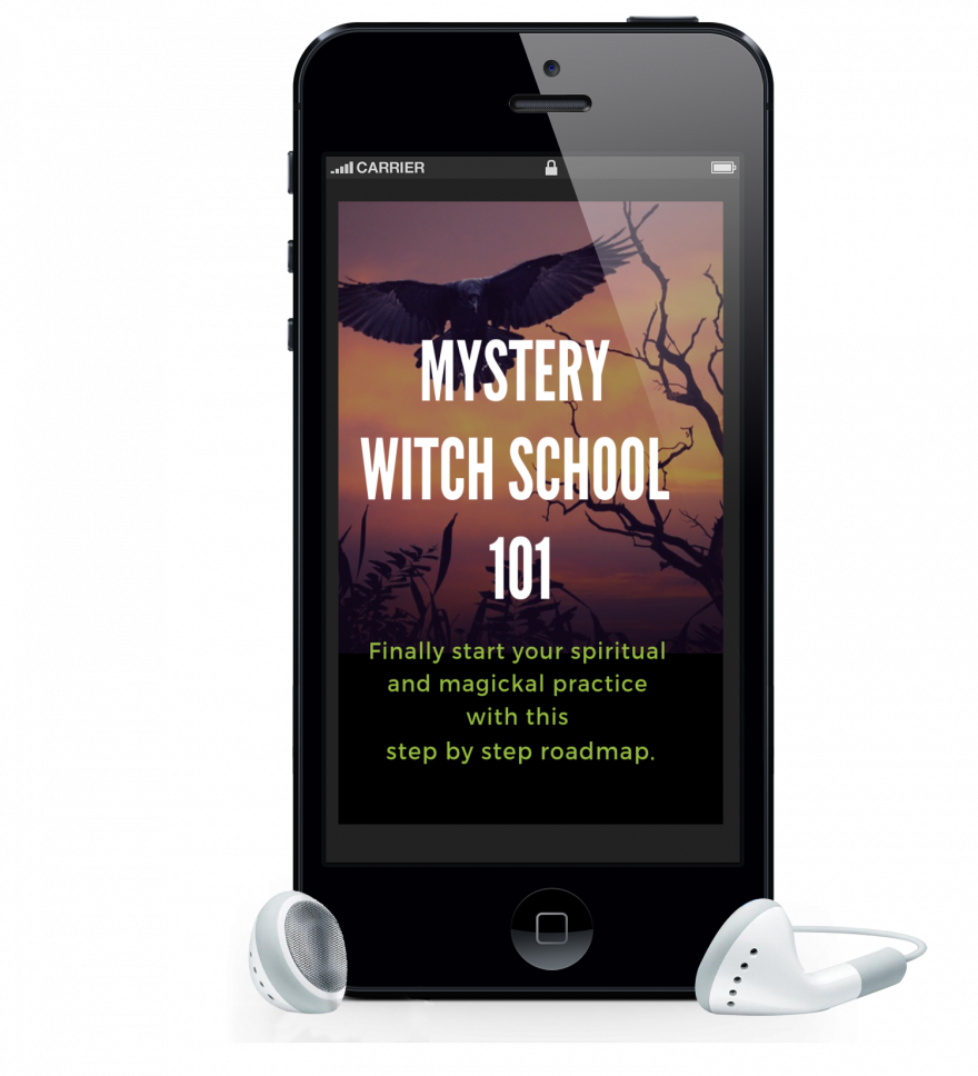 Mystery Witch School