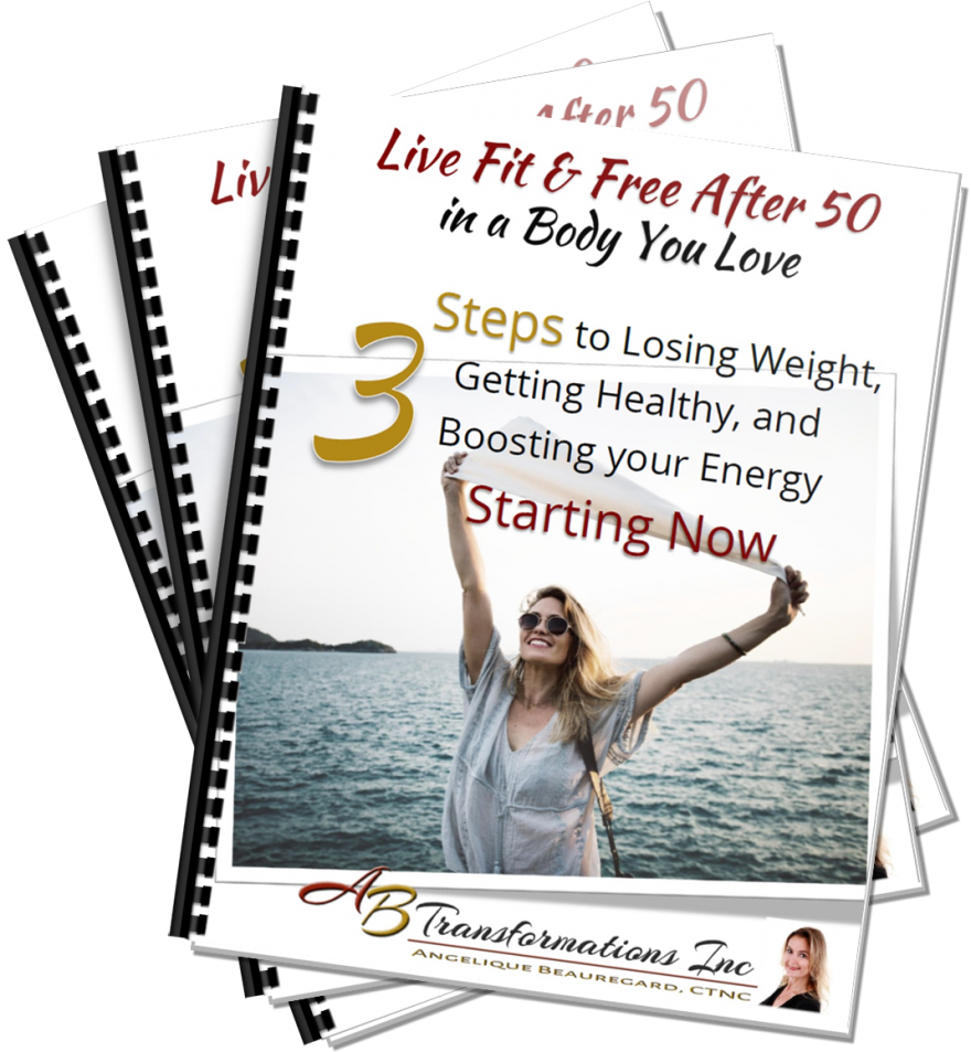 Live Fit & Free After 50 in a Body you Love