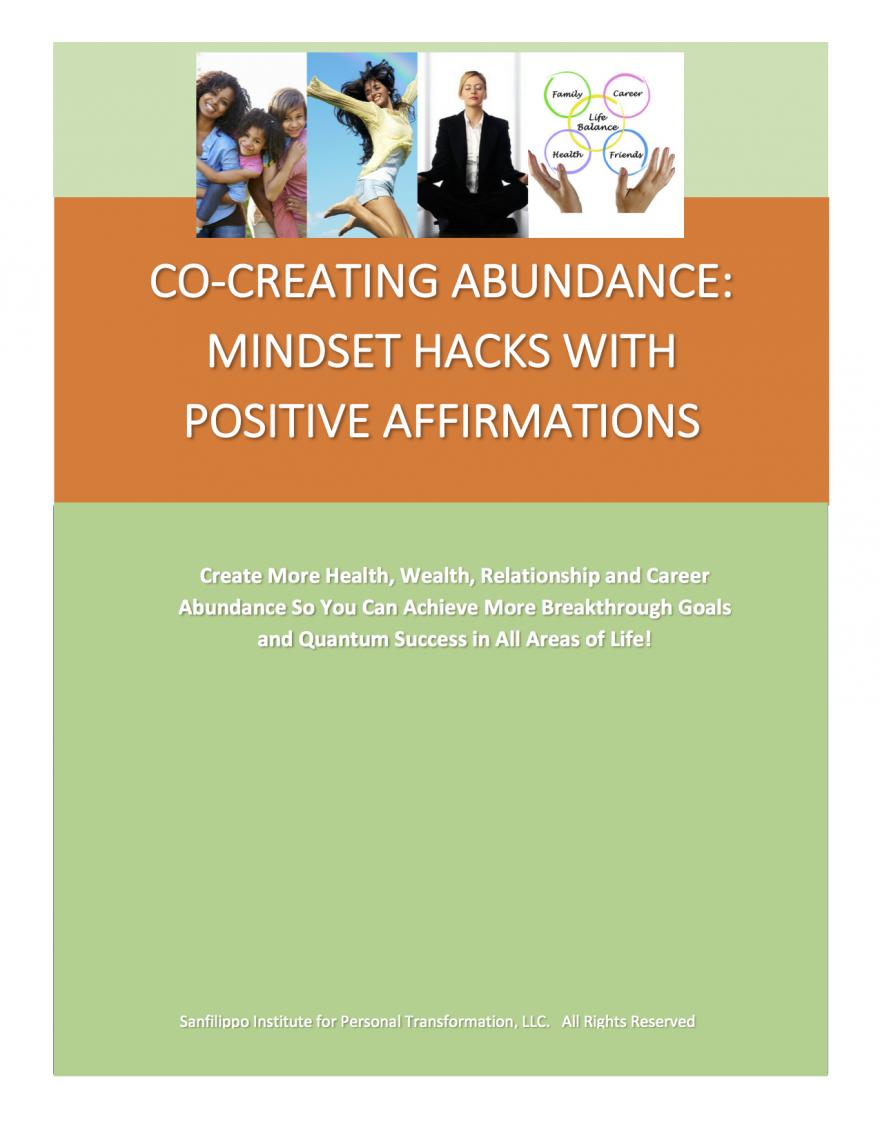 Co-Creating Abundance FREE Gift