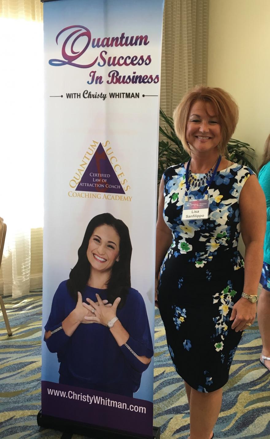 Lisa Sanfilippo Pic - Quantum Success in Business