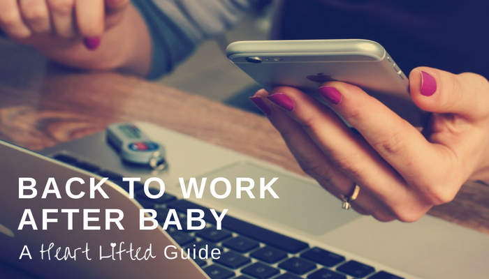 How To Return To Work After Maternity Leave