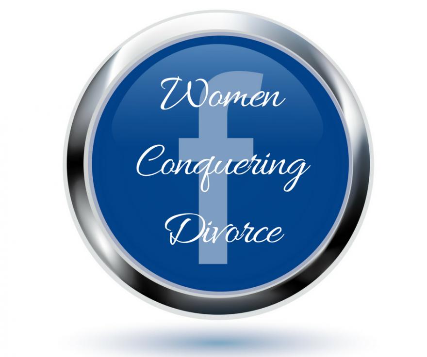 Women Conquering Divorce Facebook Icon