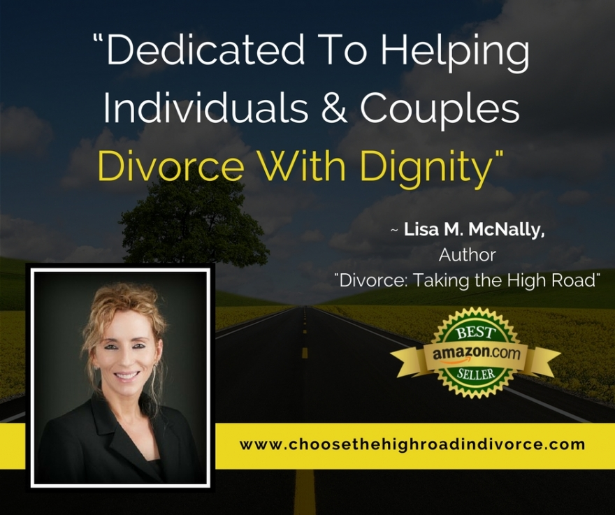 Book - Divorce Taking The High Road
