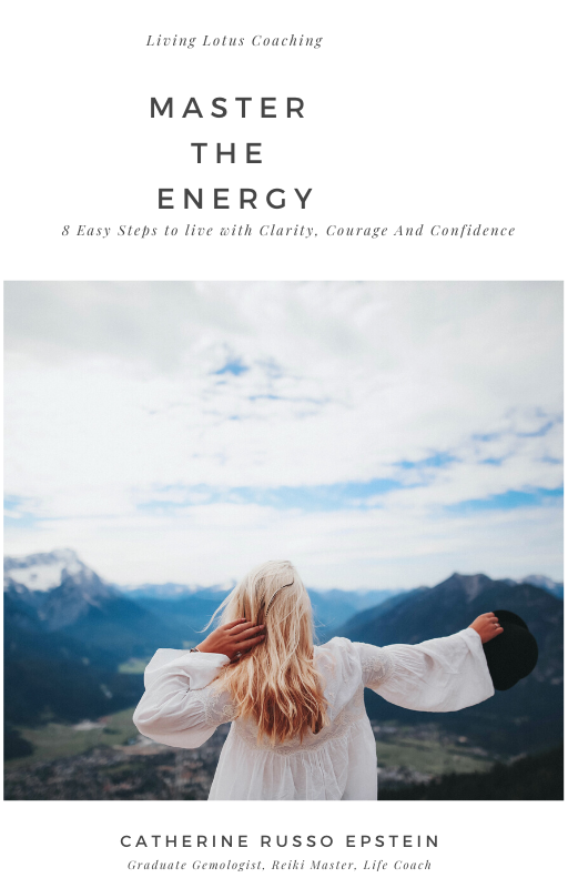 Master Your Energy Book Cover