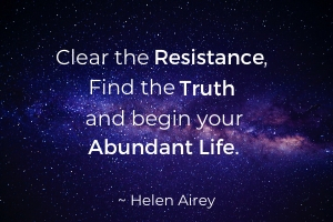 Clear the resistance