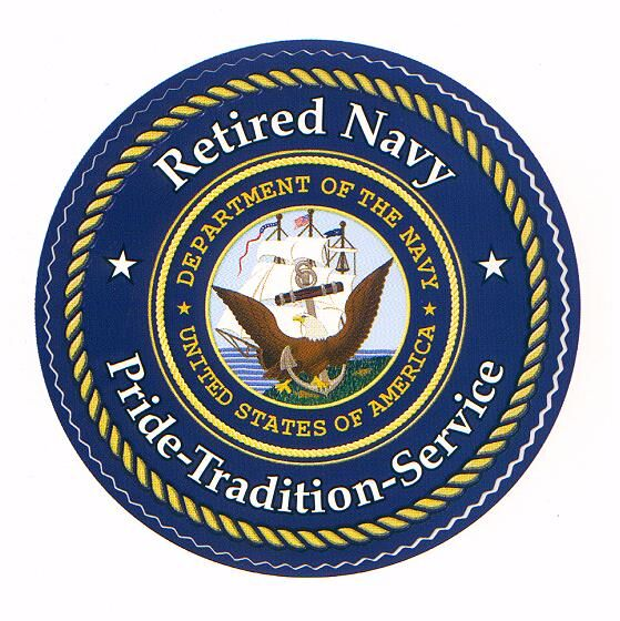 U.S. Navy Retired