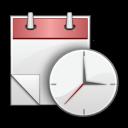 Icon: Calendar and clock