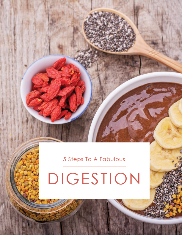 5 Steps To A Better Digestion