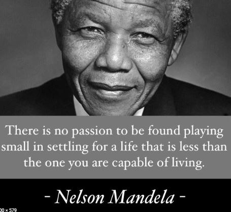 Nelson Mandella Quote 1