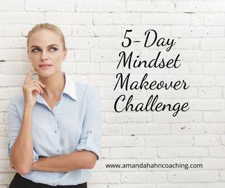 5 Day Mindset Makeover Challenge