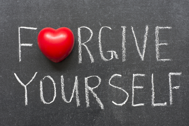 The Freedom Found in Forgiving Yourself