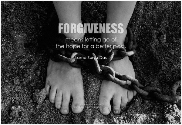 Letting Go of Resentment