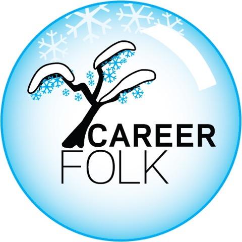 Careerfolk snow globe