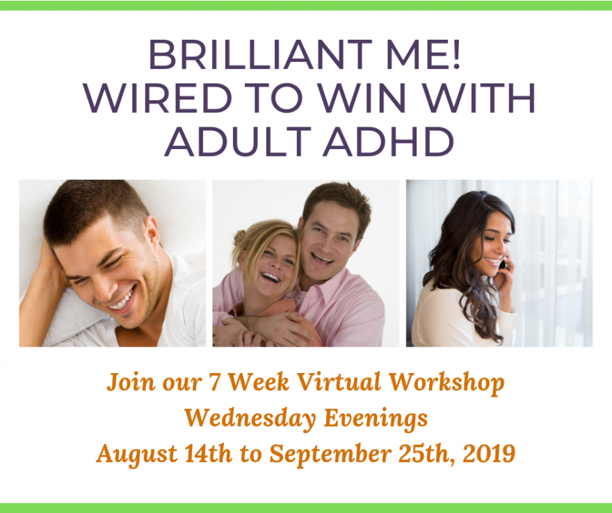 Brilliant Me Adult Workshop