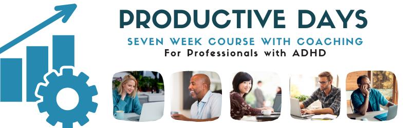Productive Days Coaching Program