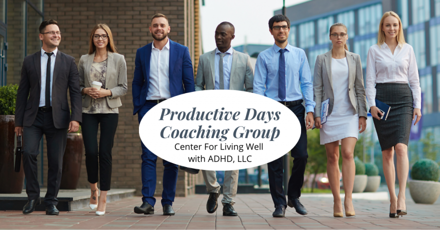 Productive Days Coaching Group