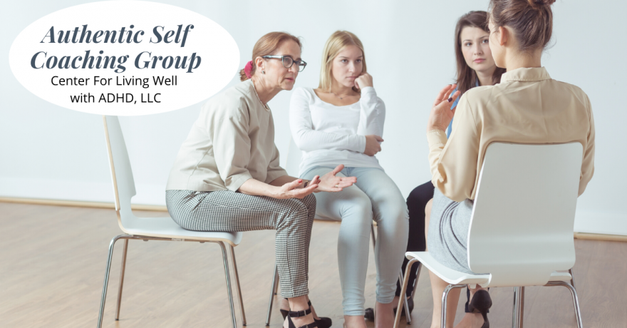 Authentic Self Coaching Group