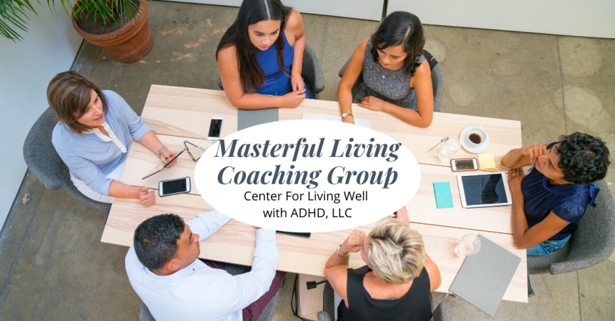Masterful Living Coaching Group