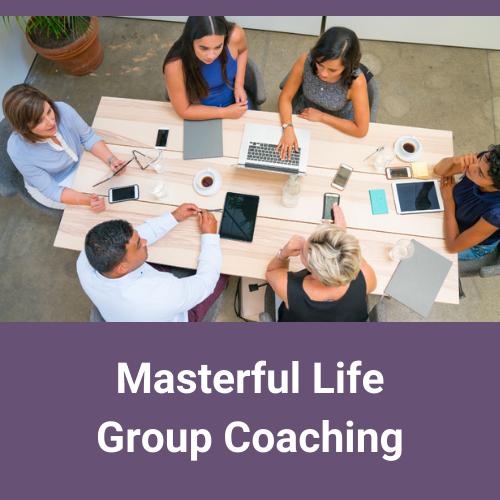 Masterful Living Coaching Group