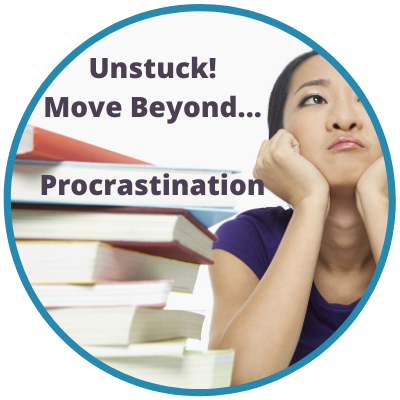 Unstuck: Move Beyond Procrastination with ADHD