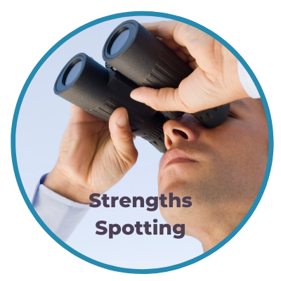 Strengths Spotting with ADHD