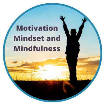 Motivation, Mindset, Mindfulness