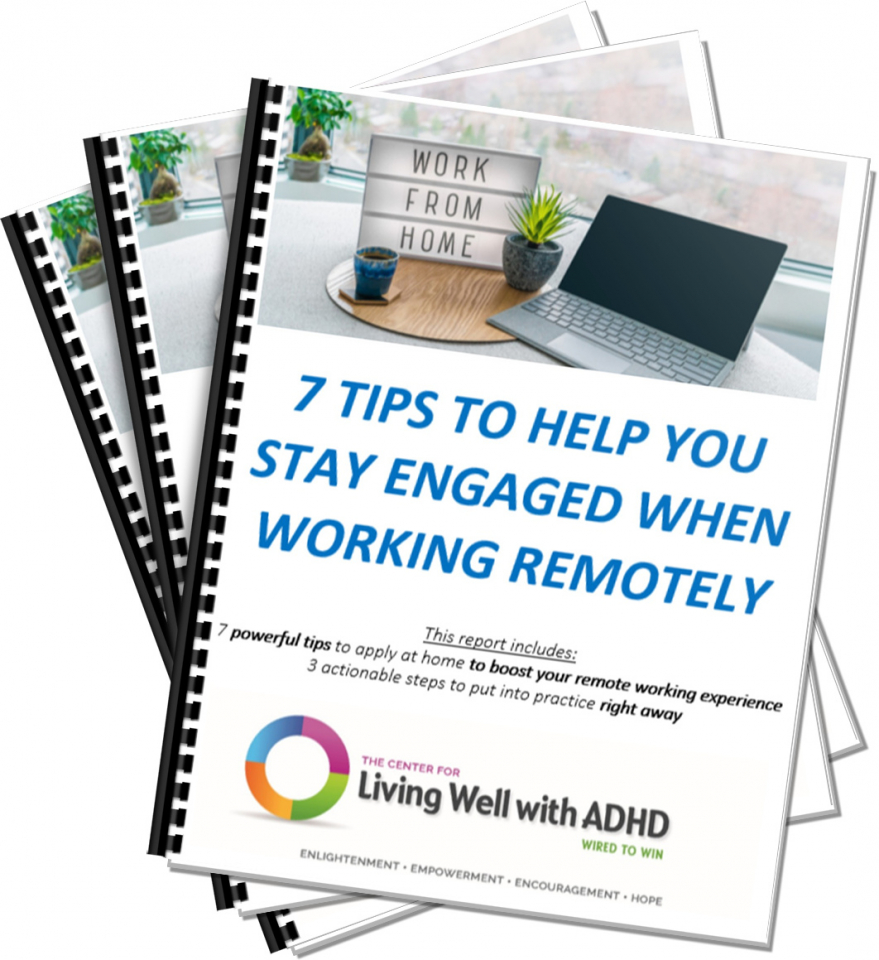 Free Guide 7 tips for working from home remotely