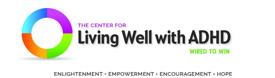 Living Well with ADHD Logo